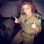 Фотографии израильских солдат в инстаграм