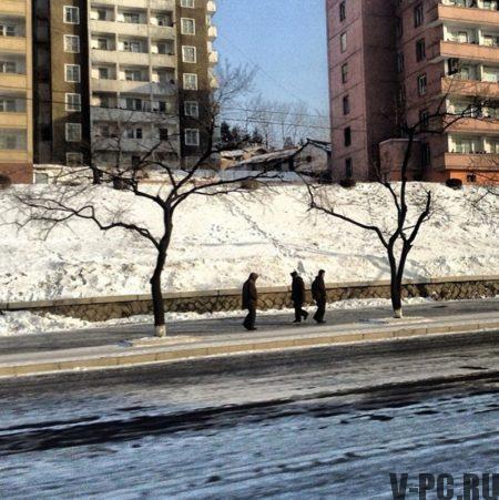 Северная Корея фотографии из Инстгарам