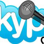 Как настроить микрофон в скайпе?
