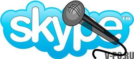 Не работает микрофон в Skype – устранение проблем