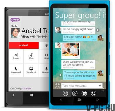 скачать вайбер для windows phone 8.1 бесплатно