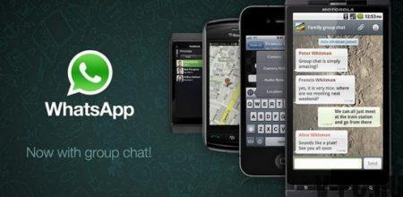 whatsapp зарегистрироваться