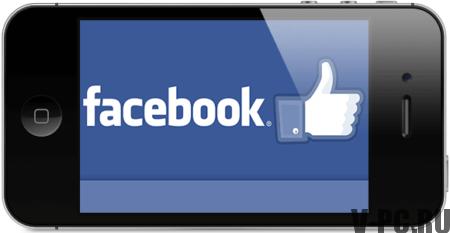 Скачать фейсбук на телефон