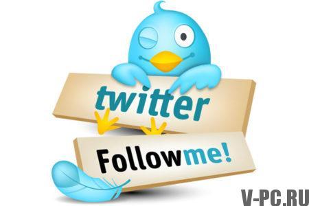 Твиттер Вход – Twitter