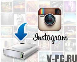 Сервис Instaport скачать фотографии из Инстаграм бесплатно