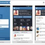 Скачать Вконтакте приложение для Android
