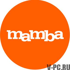 Мамба.ру «Моя страница» на сайте знакомств
